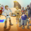 Toy Store Buyout in Disney Infinity 3.0 Edition