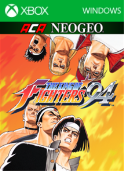 ACA NEOGEO THE KING OF FIGHTERS '94 (Win 10)